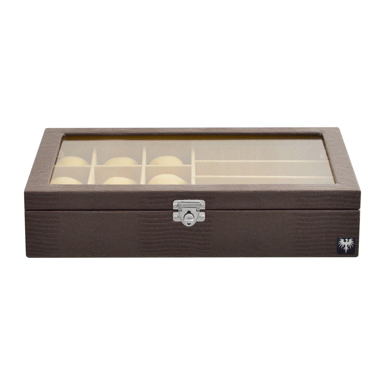 estojo-couro-eco-9-relogios-4-oculos-marrom-bege-porta-caixa-imagem-10.jpg