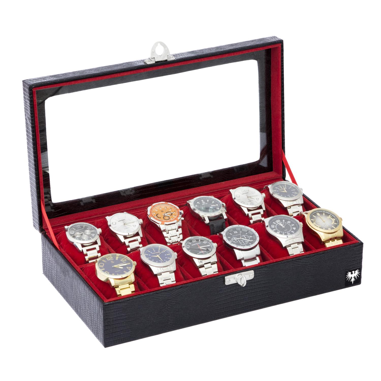 estojo-couro-ecologico-12-relogios-preto-vermelho-6x2-caixa-imagem-1.jpg