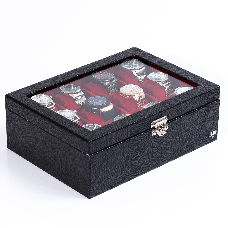 estojo-couro-ecologico-12-relogios-preto-vermelho-porta-caixa-imagem-6.jpg
