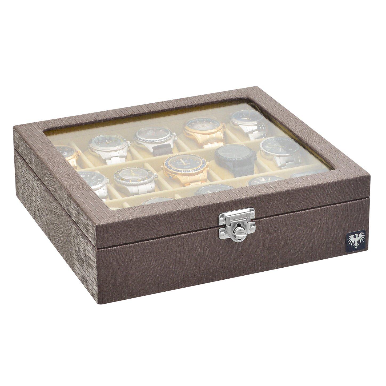 estojo-couro-ecologico-15-relogios-marrom-bege-porta-caixa-imagem-10.jpg