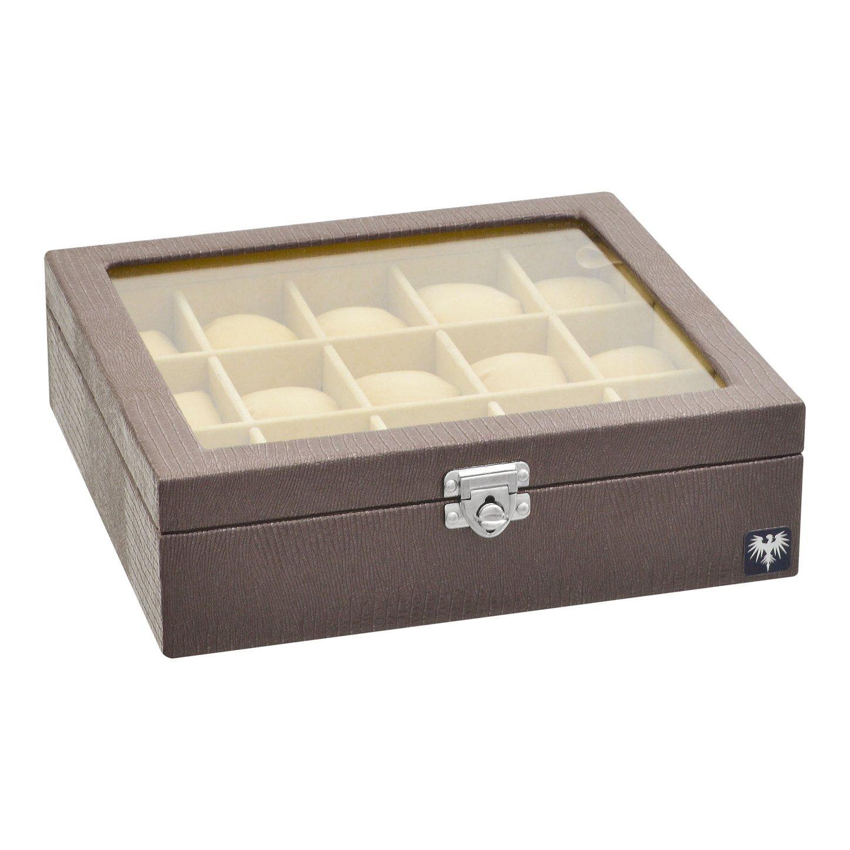 estojo-couro-ecologico-15-relogios-marrom-bege-porta-caixa-imagem-5.jpg