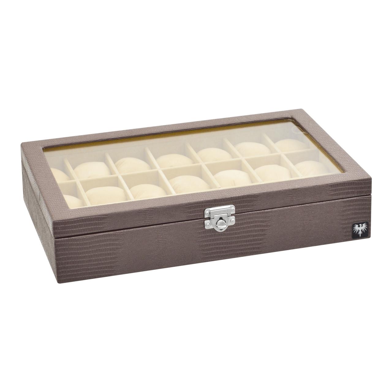 estojo-couro-ecologico-21-relogios-marrom-bege-porta-caixa-imagem-6.jpg