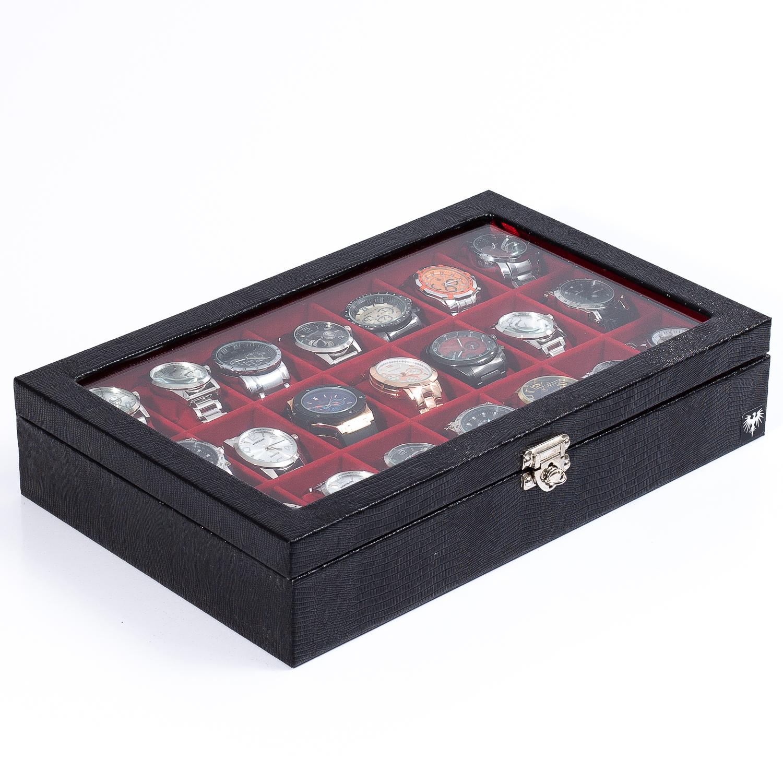 estojo-couro-ecologico-21-relogios-preto-vermelho-porta-caixa-imagem-6.jpg