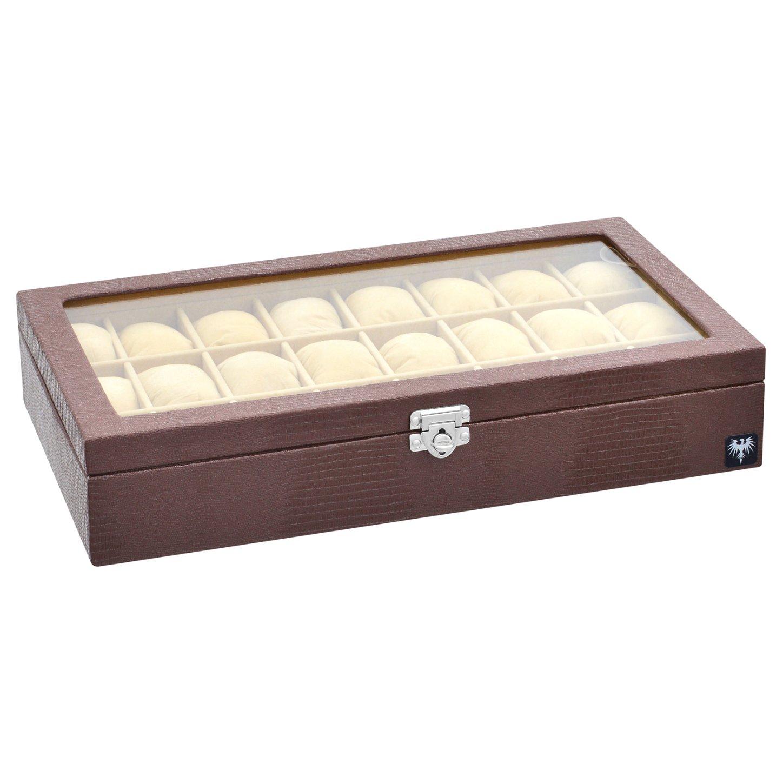 estojo-couro-ecologico-24-relogios-marrom-bege-porta-caixa-imagem-7.jpg