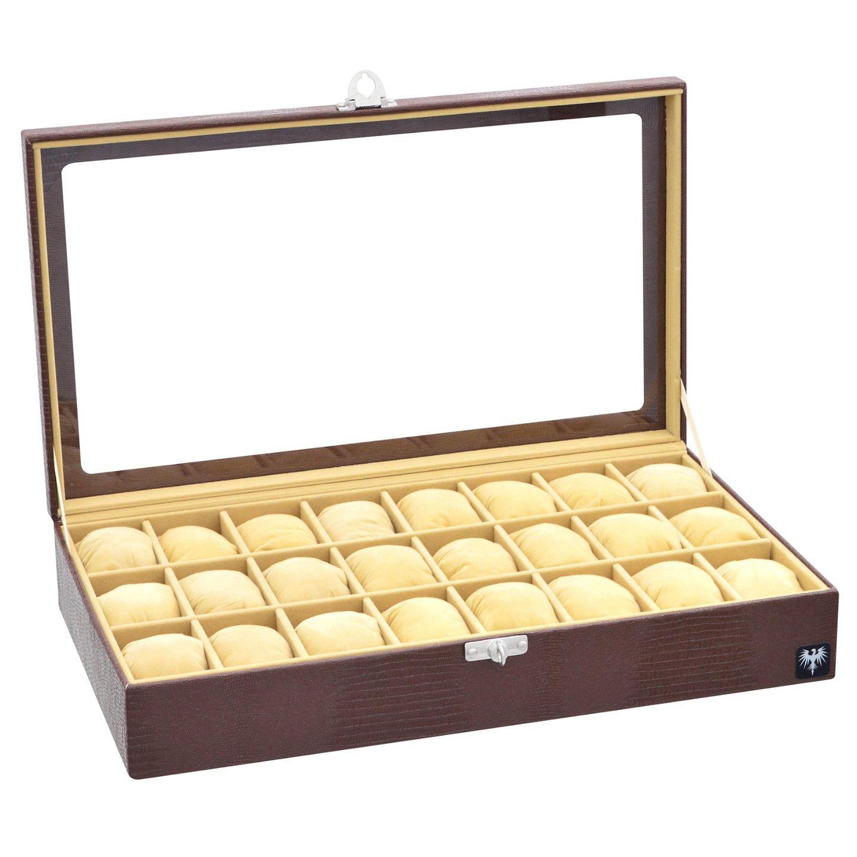 estojo-couro-ecologico-24-relogios-marrom-bege-porta-caixa-imagem-9.jpg