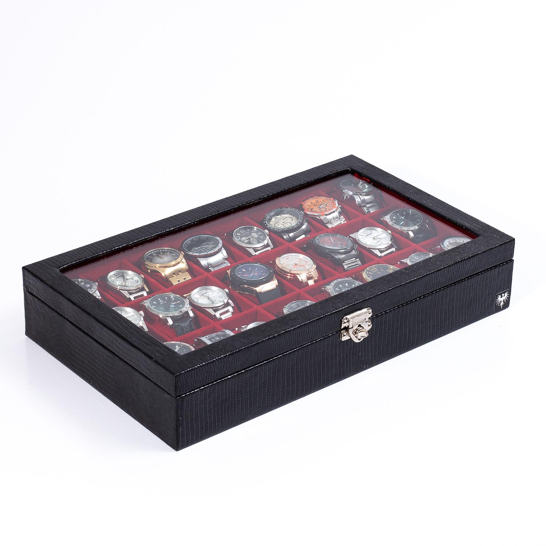 estojo-couro-ecologico-24-relogios-preto-vermelho-porta-caixa-imagem-6.jpg