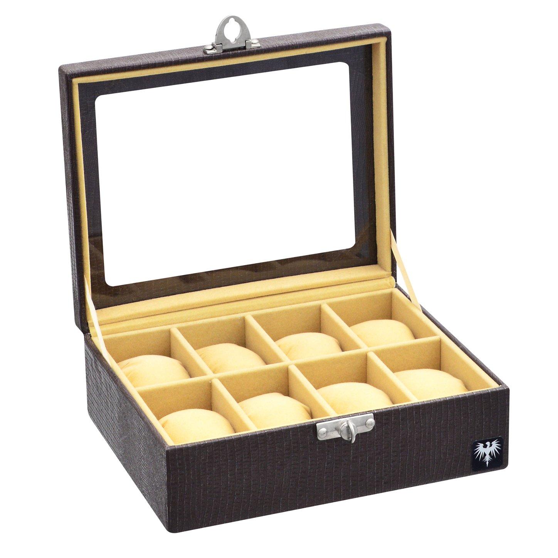 estojo-couro-ecologico-8-relogios-marrom-bege-porta-caixa-imagem-12.jpg