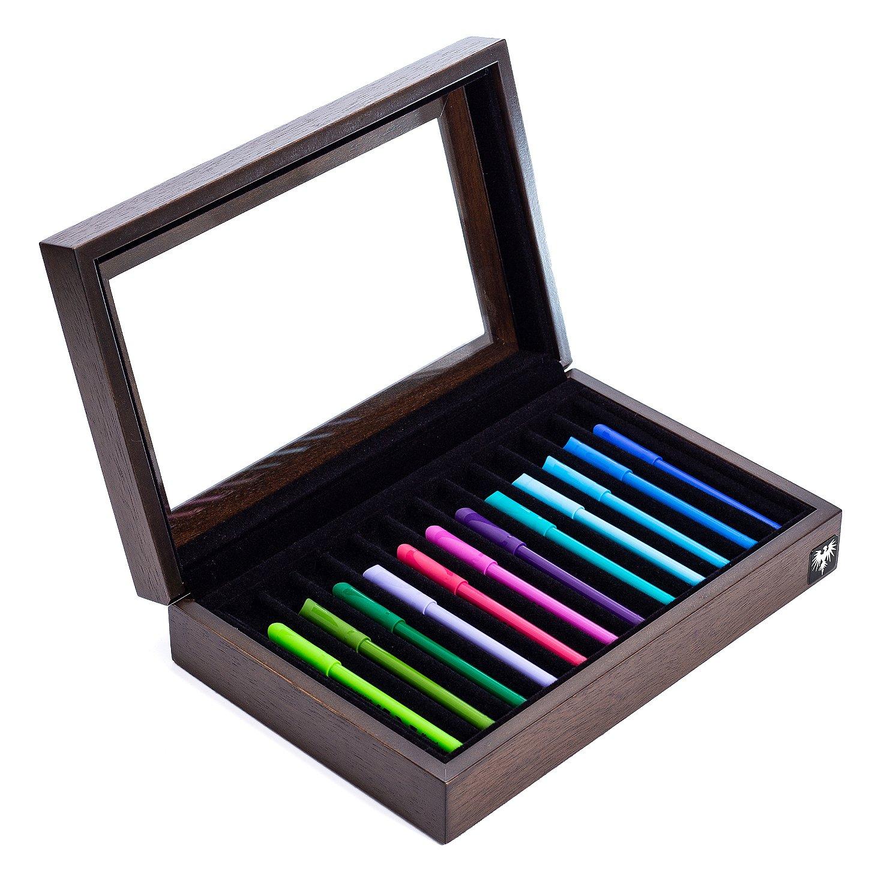 estojo-porta-canetas-12-nichos-nobre-madeira-tabaco-preto-imagem-1.jpg