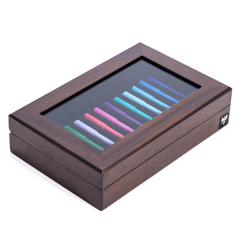 estojo-porta-canetas-12-nichos-nobre-madeira-tabaco-preto-imagem-2.jpg