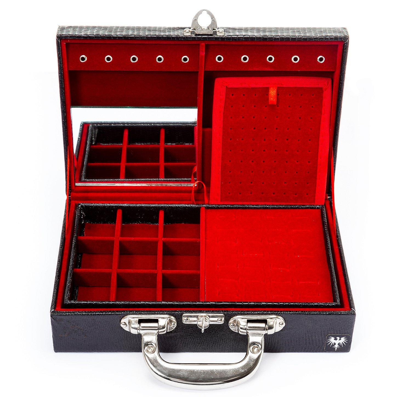 maleta-porta-joias-couro-ecologico-croco-preto-vermelho-imagem-6.jpg