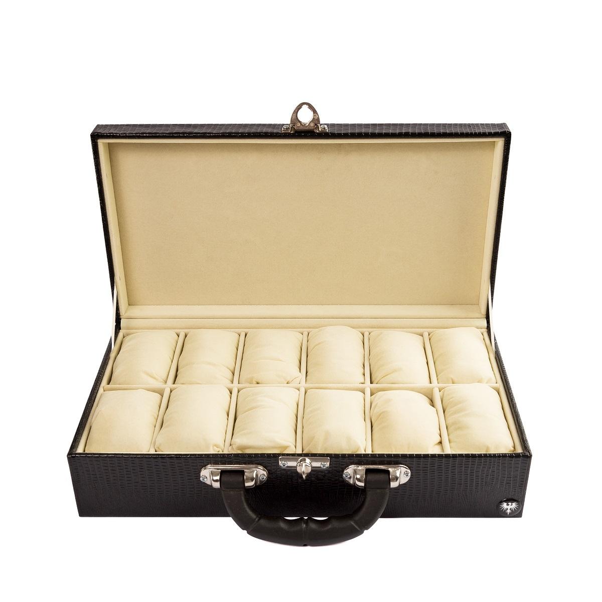 maleta-porta-relogio-12-nichos-couro-ecologico-preto-bege-imagem-4.jpg