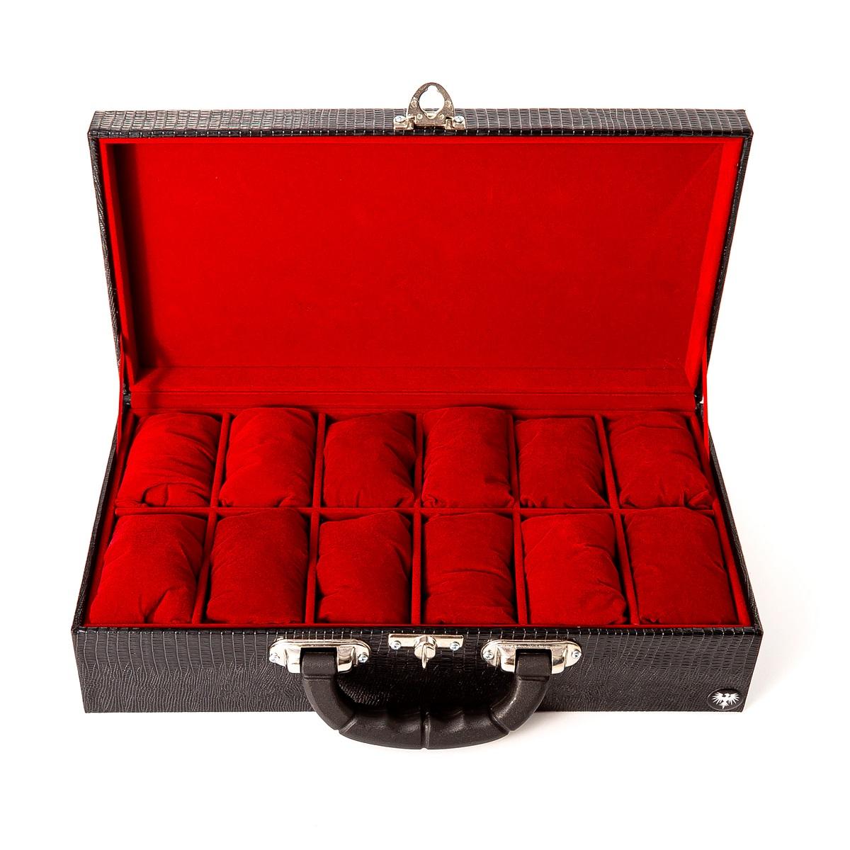 maleta-porta-relogio-12-nichos-couro-ecologico-preto-vermelho-imagem-2.jpg
