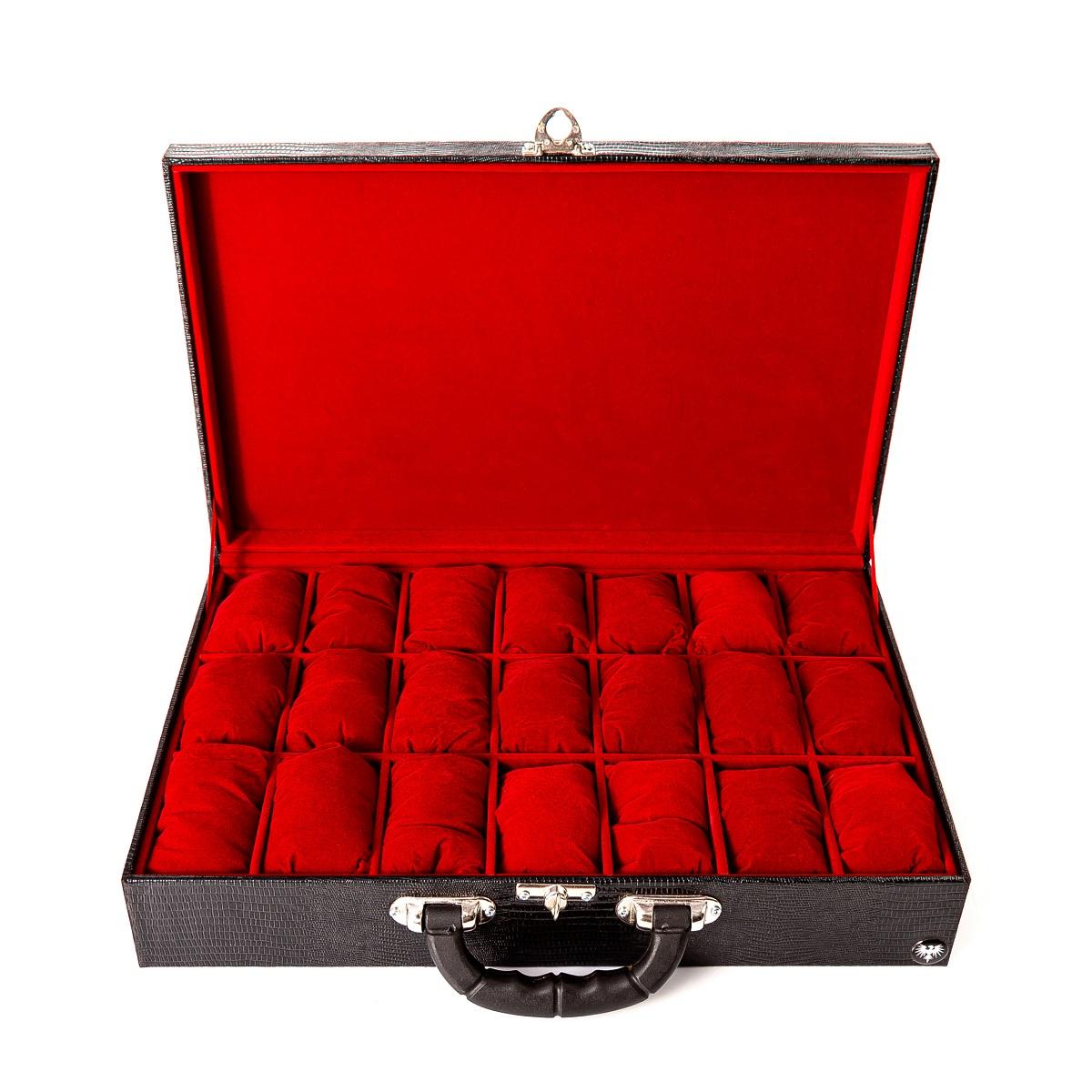 maleta-porta-relogio-21-nichos-couro-ecologico-preto-vermelho-imagem-2.jpg