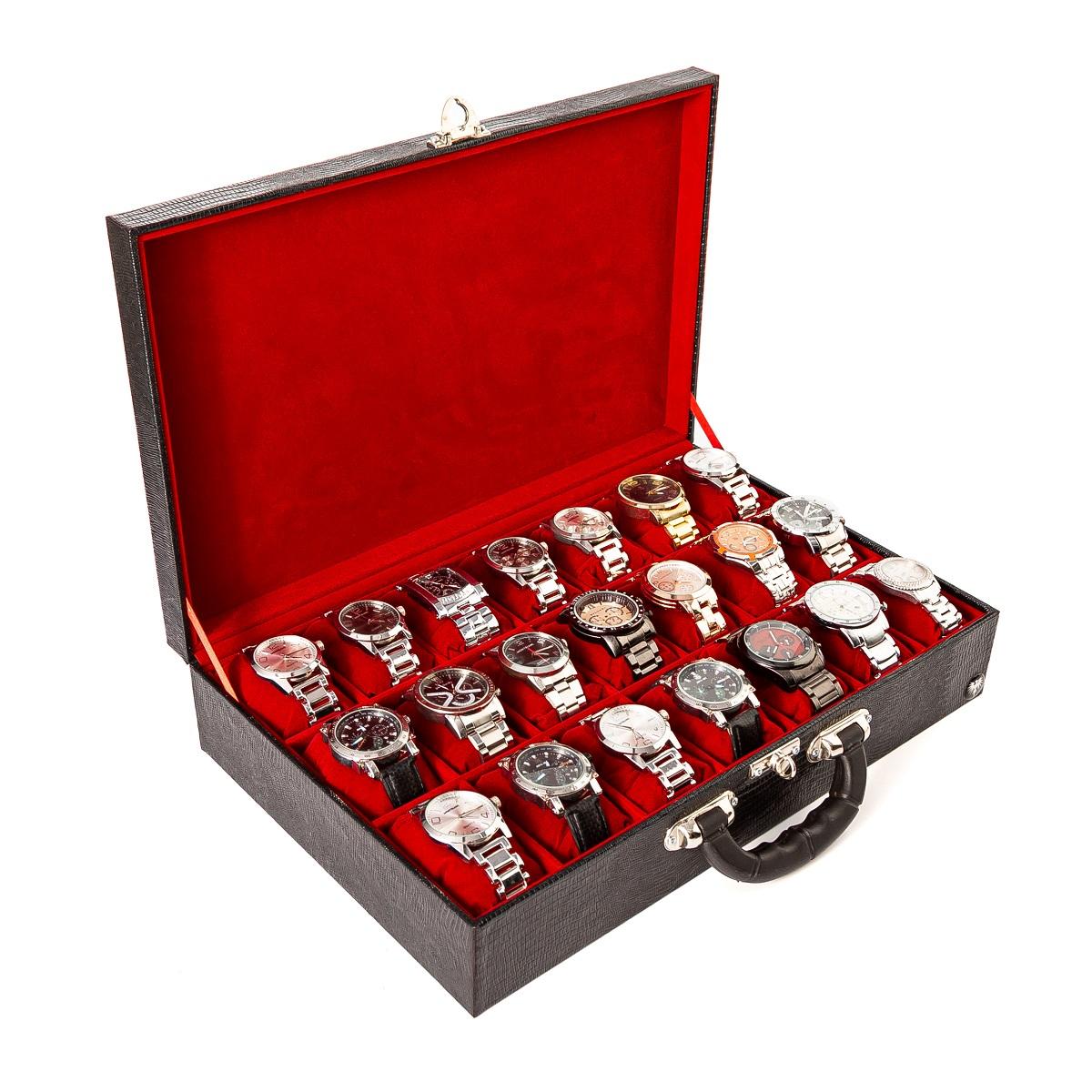 maleta-porta-relogio-21-nichos-couro-ecologico-preto-vermelho-imagem-6.jpg