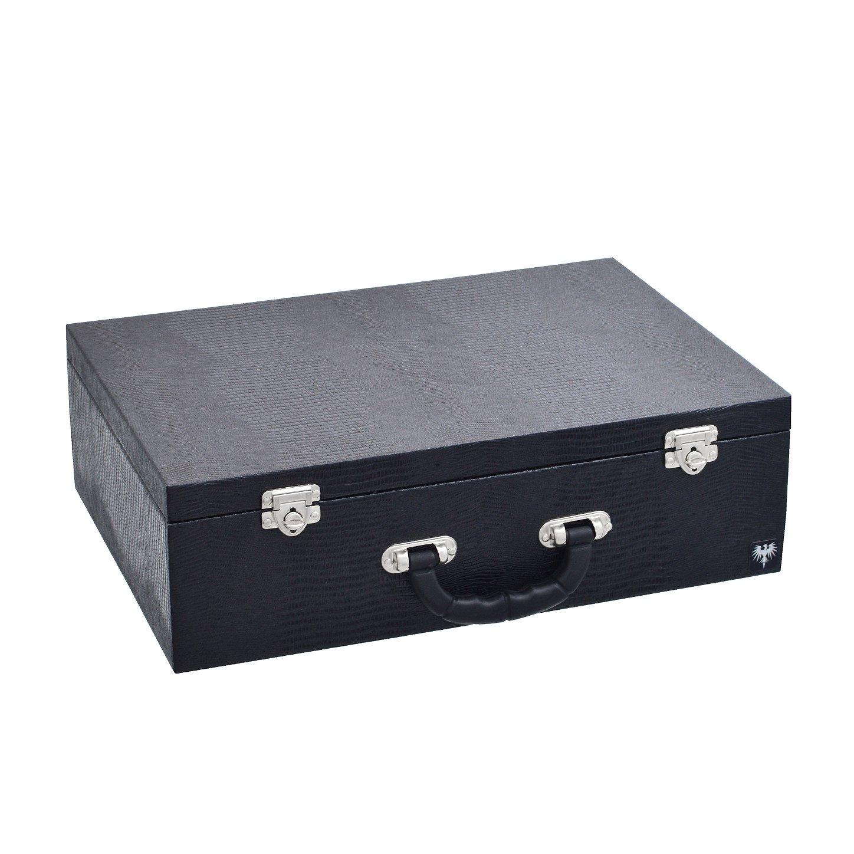 maleta-porta-relogio-30-nichos-couro-ecologico-preto-bege-imagem-2.JPG