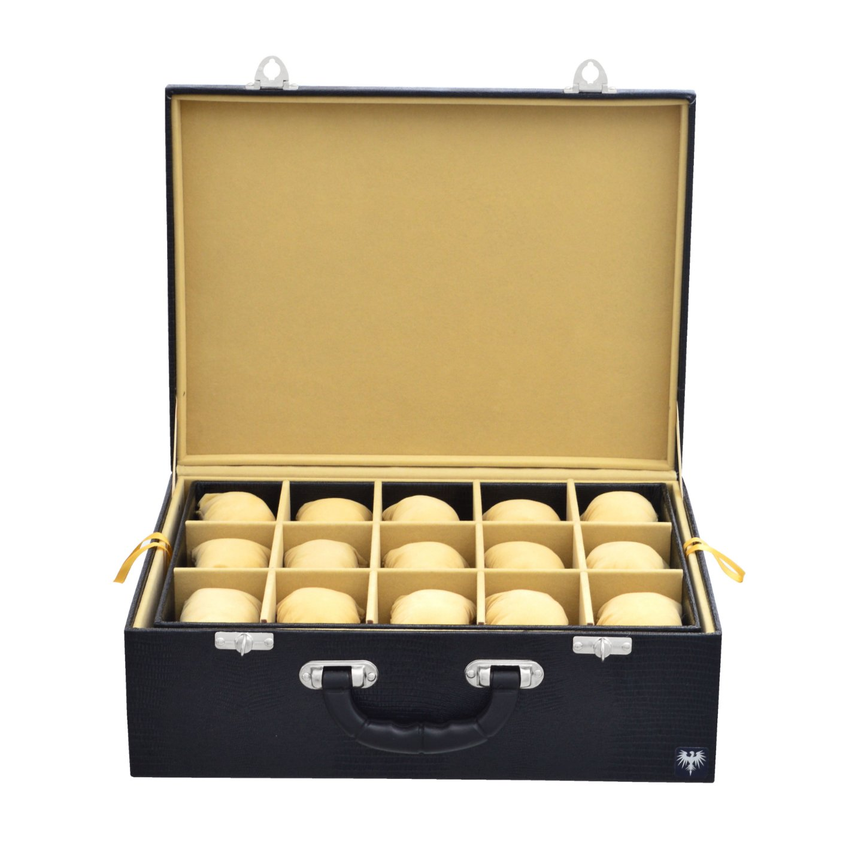 maleta-porta-relogio-30-nichos-couro-ecologico-preto-bege-imagem-6.JPG