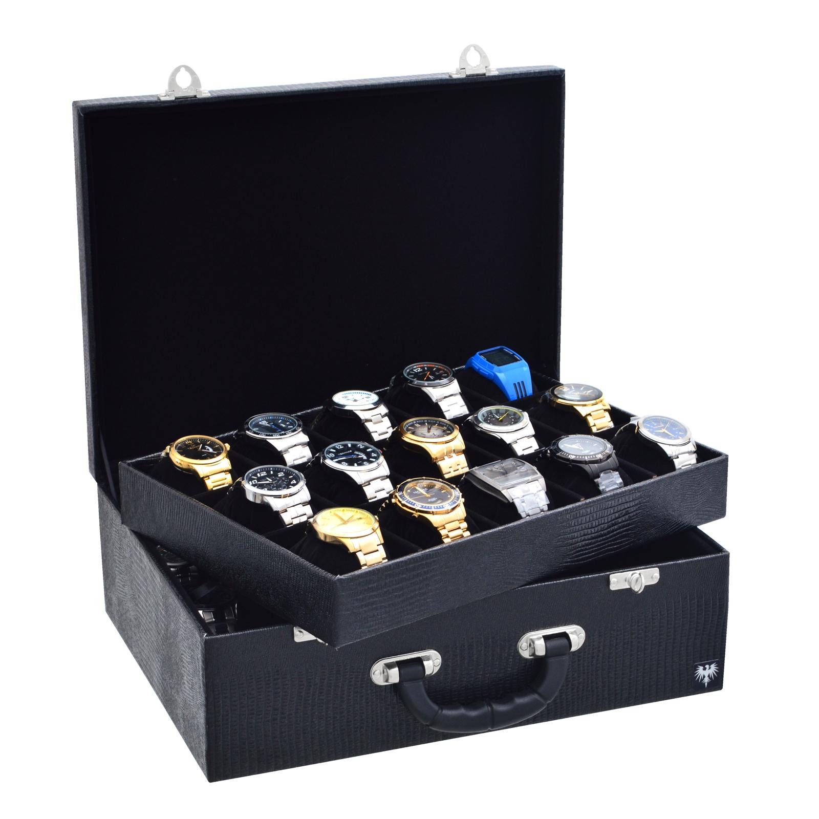 maleta-porta-relogio-30-nichos-couro-ecologico-preto-preto-imagem-1.JPG