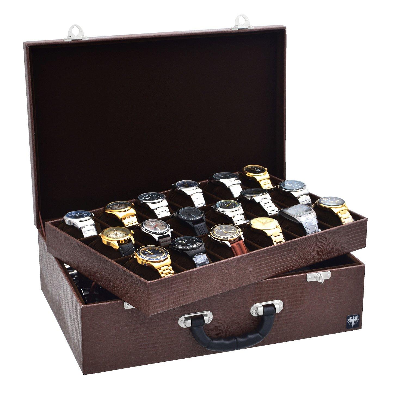 maleta-porta-relogio-36-nichos-couro-ecologico-marrom-marrom-imagem-1.JPG