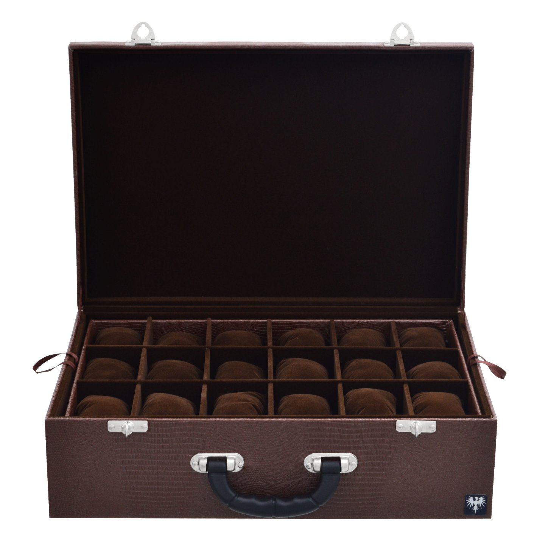 maleta-porta-relogio-36-nichos-couro-ecologico-marrom-marrom-imagem-6.JPG