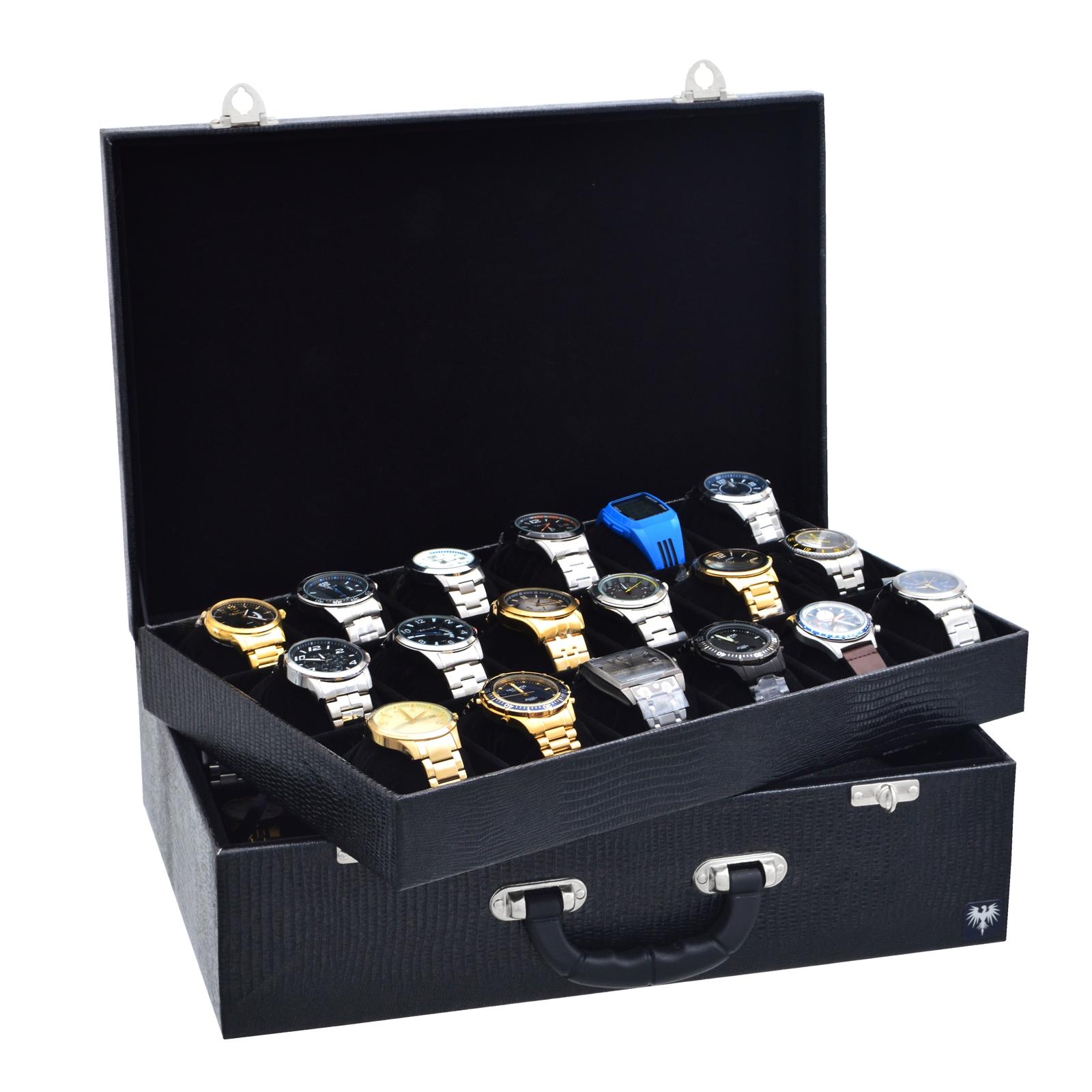 maleta-porta-relogio-36-nichos-couro-ecologico-preto-preto-imagem-1.JPG