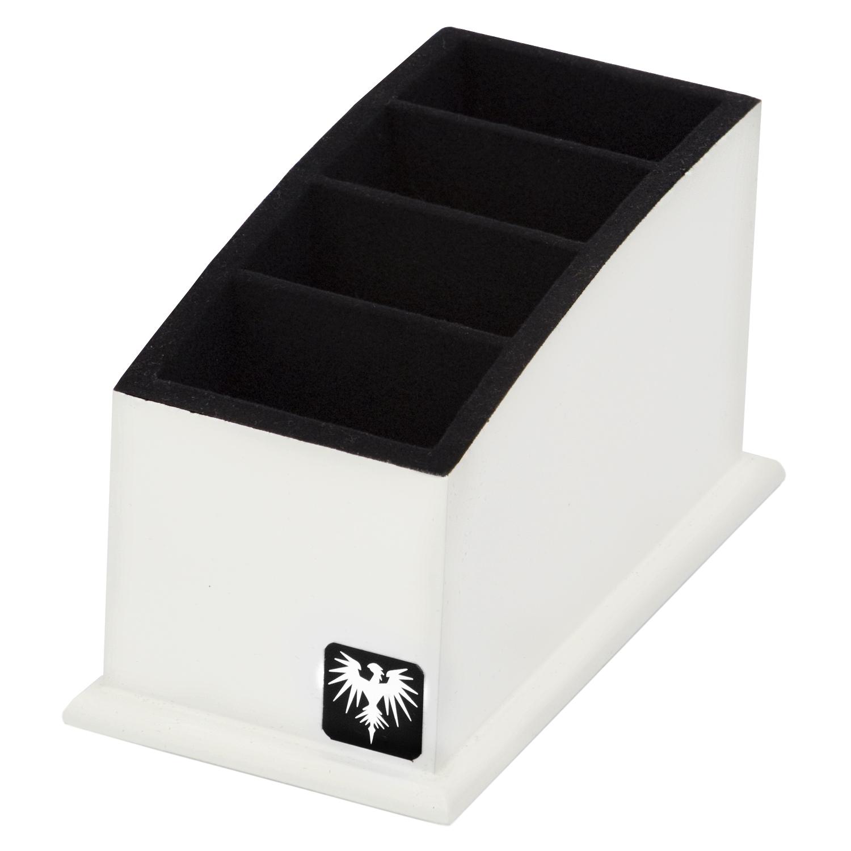 porta-controle-remoto-4-nichos-madeira-mdf-branco-preto-imagem-1.jpg