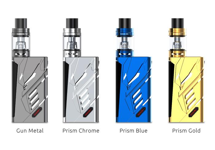 Kit Cigarro Eletrônico T-PRIV 220W Smok cores