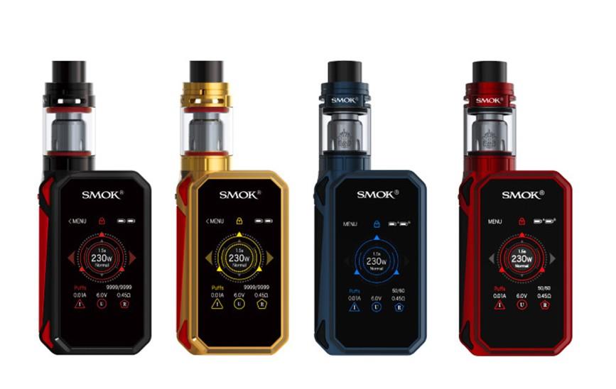 Kit Cigarro Eletrônico G-PRIV 2 230W  Smok