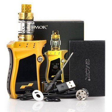 Kit Mag 225W c/ Atomizador TFV12 Prince - Smok