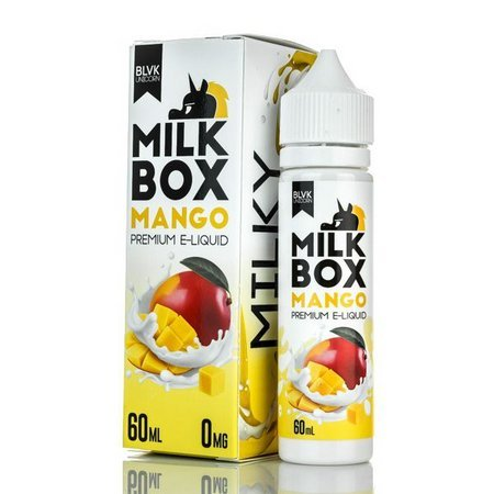 Líquido BLVK Unicorn - Milk Box - Melon