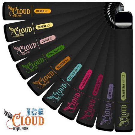 Pod System Descartável (Disposable)   Cloud Angel