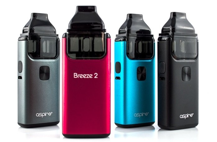 Kit Breeze 2 AIO - 1000mAh - Aspire™