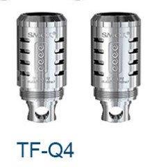 Pack com 5 Bobina | TFV4 / Mini | Quadruple Coil SMOK TF-Q4 - Smok