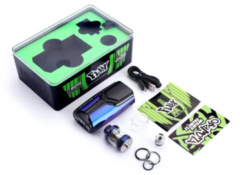 Kit Wotofo & Rig Mod Flux 200W - WOTOFO