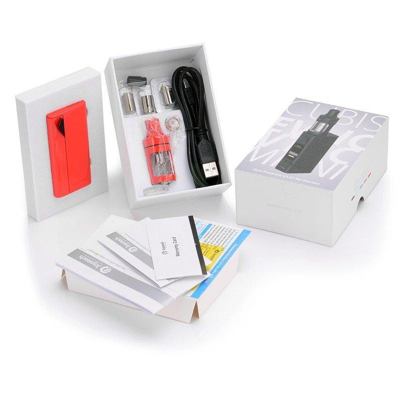 Kit Cigarro Eletrônico eVic VTC Mini 75 W com CUBIS Joyetech kits