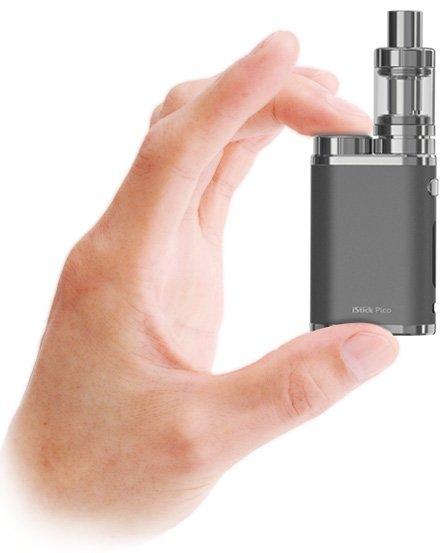 Kit Cigarro Eletrônico iStick PICO 75W TC by Eleaf