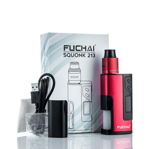Kit Fuchai Squonk 213 - Sigelei