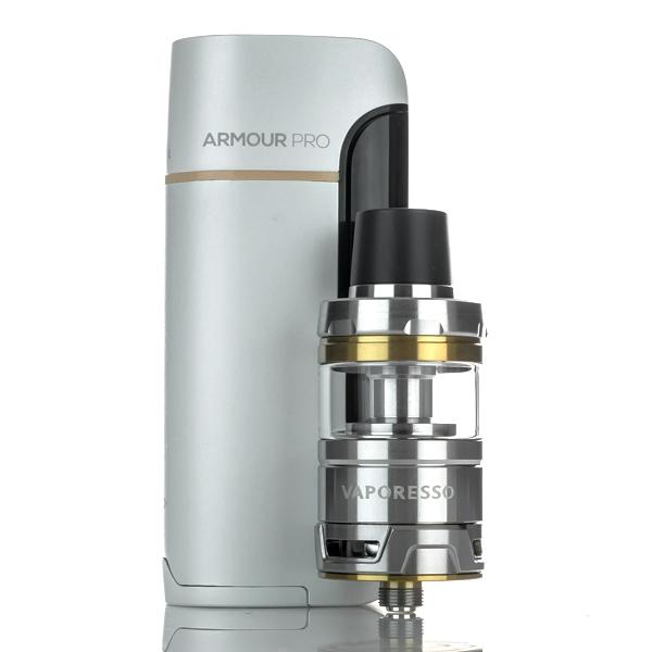 Kit Armour Pro 100W TC |Atomizador Cascade Baby | Vaporesso
