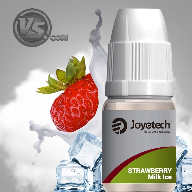 Líquido Joyetech® StrawBerry Milk Ice