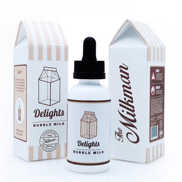 Liquido para Cigarro Eletrônico Truffleberry | Delights | The Milkman e-Liquids
