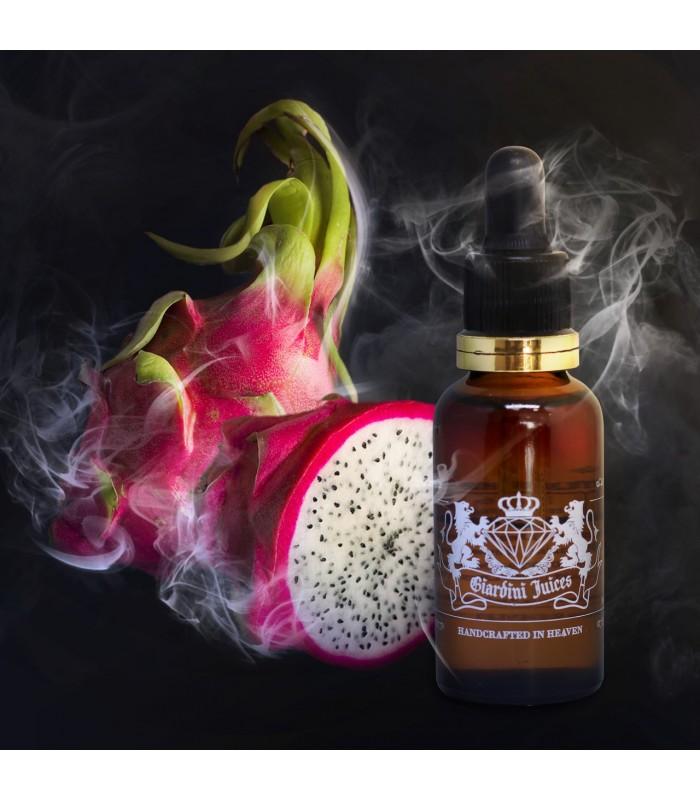 Líquido Dragon Tears (Frutas Tropicais Cremosas) - Giardini Juices