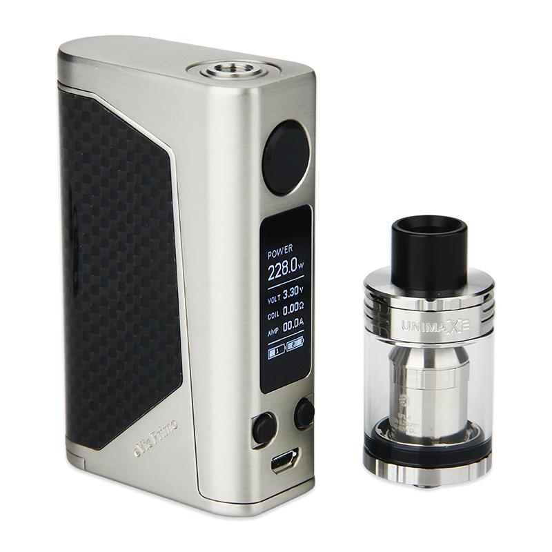 Kit eVic Primo TC 228W - UnimaX 2 - Joyetech