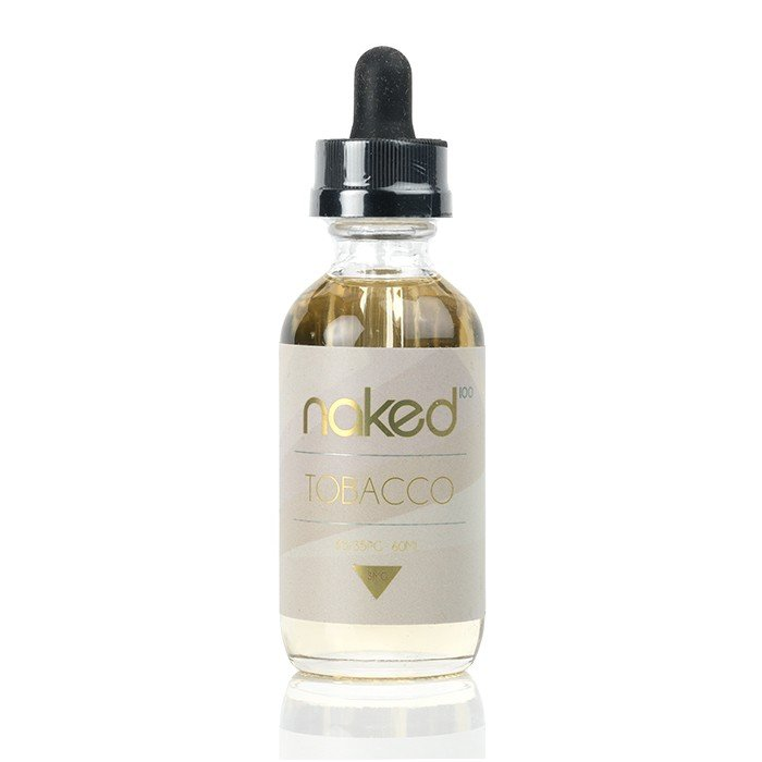 Naked 100 Tobacco E-Liquid 60mL - Euro Gold - Shop Vape