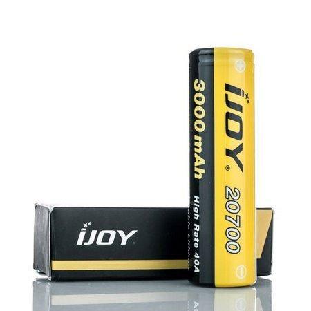 Bateria 20700 Li-ion 3000mAh 40A Flat Top - IJOY
