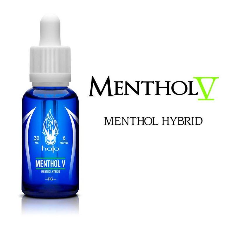 Líquido Menthol V - HALO Purity