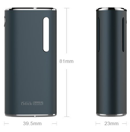 Kit Cigarro Eletrõnico iStick Basic Eleaf mod