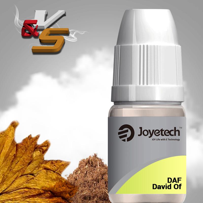 Líquido Joyetech® DaviOf (DAF)(Tabaco)