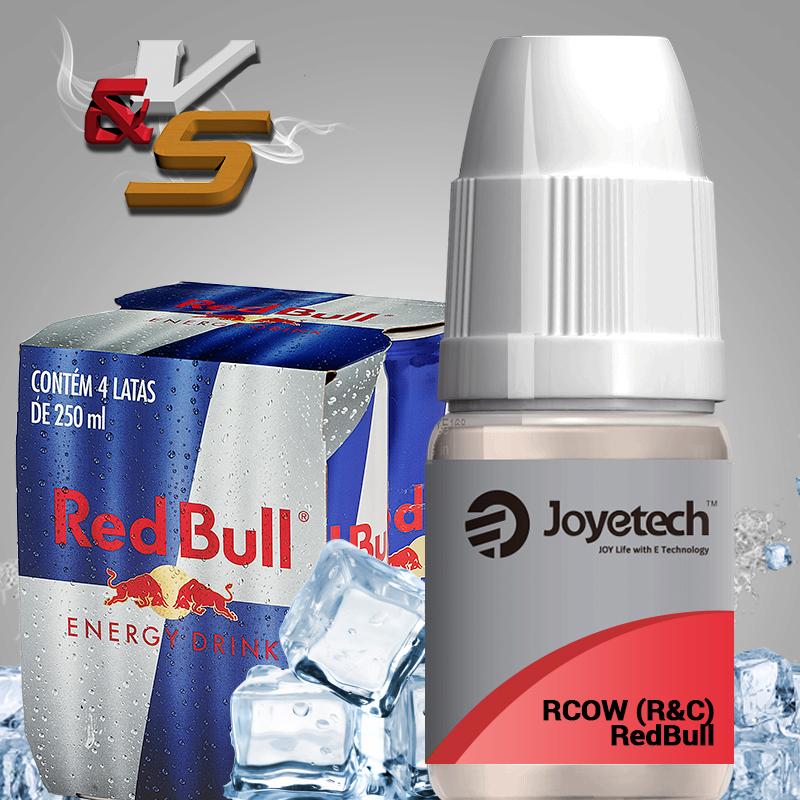 Líquido Joyetech® Rcow R&C (Red Bull)