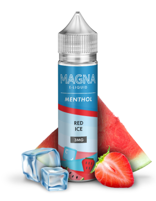 Líquido Magna - Menthol - Red Ice