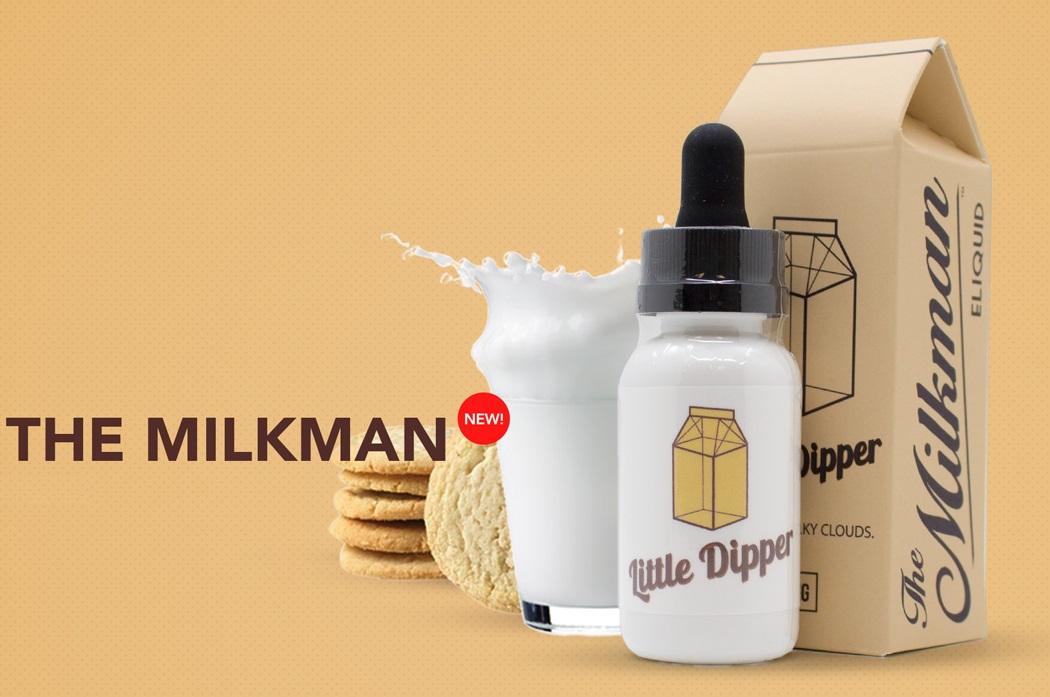 Liquido The Milkman |Little Dipper e-Liquids