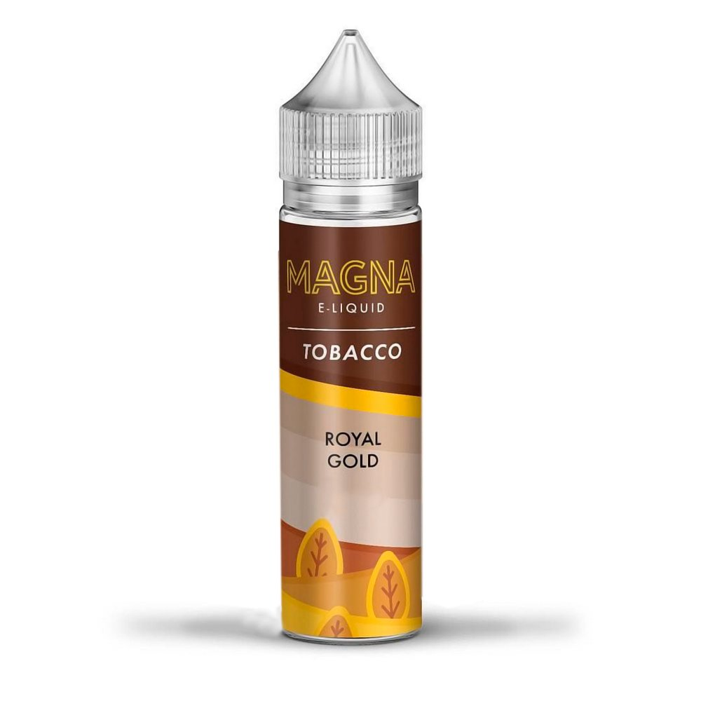 Líquido Magna - Royal Gold - Tobacco